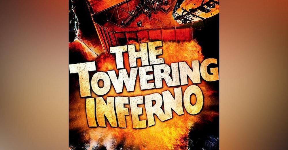 Towering Inferno. Steve McQueen. Paul Newman. Faye Dunaway. 1974