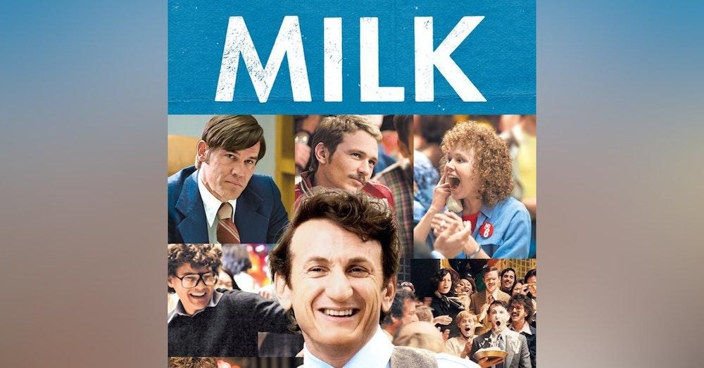 Milk. Sean Penn. 2008