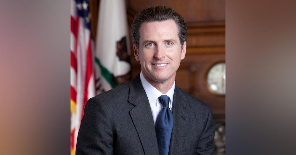 Profiles in Covid: California Governor Gavin Newsom and S.F. Mayor London Breed.