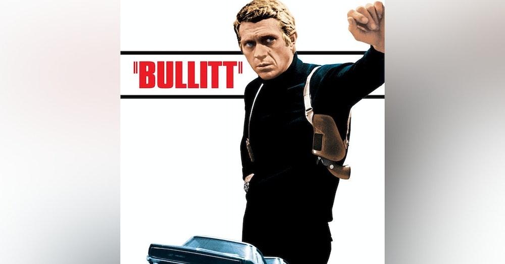 Bullitt. Steve McQueen. 1968