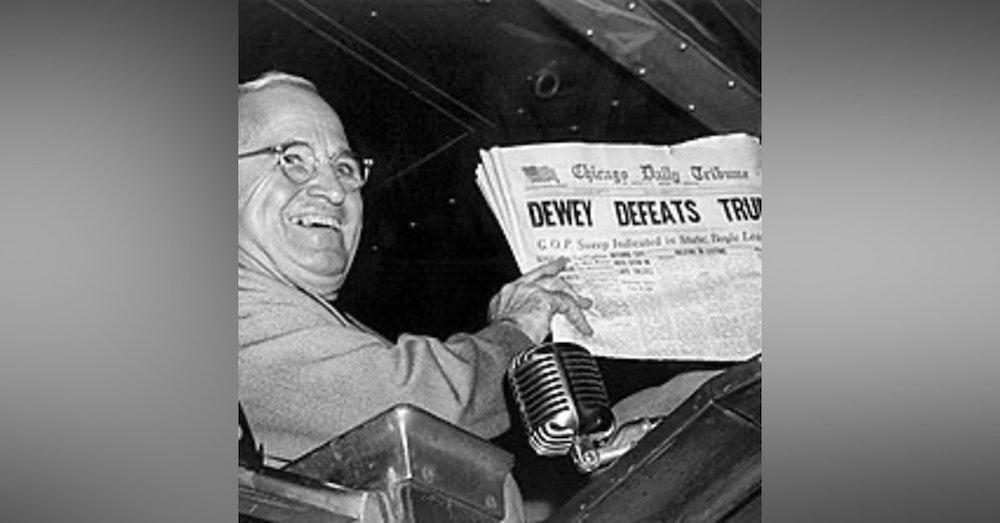 Harry Truman's upset win in 1948