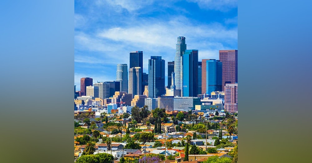 Los Angeles: A big, hot mess. Talking with Dan Walters, veteran California journalist.