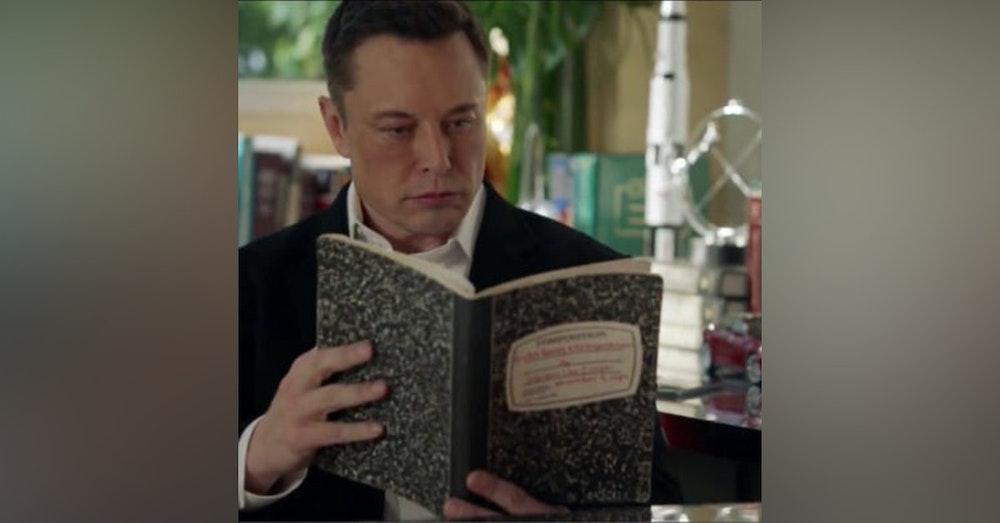 Elon Musk reads books: What makes him tick ?