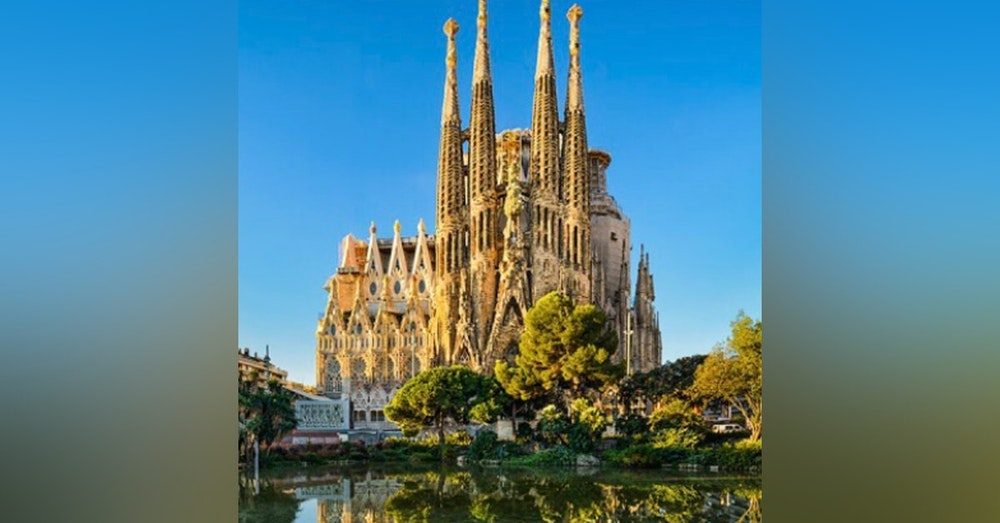 My Hometown: Barcelona. Talking with Fariba Rezvani and Miguel Valls.
