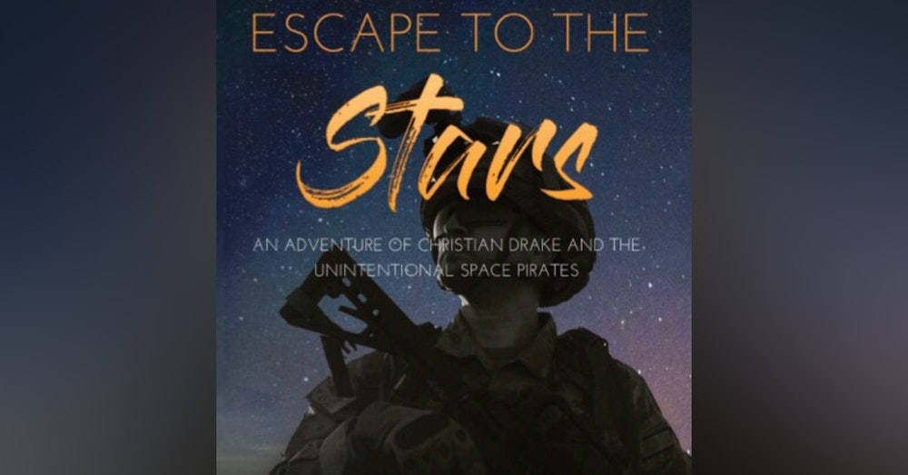 Escape to the Stars: Talking with author Mark T. Sneed