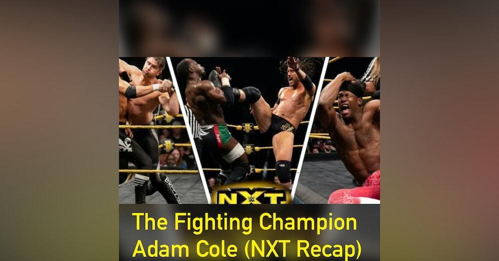 The Fighting Champion Adam Cole (NXT Recap)