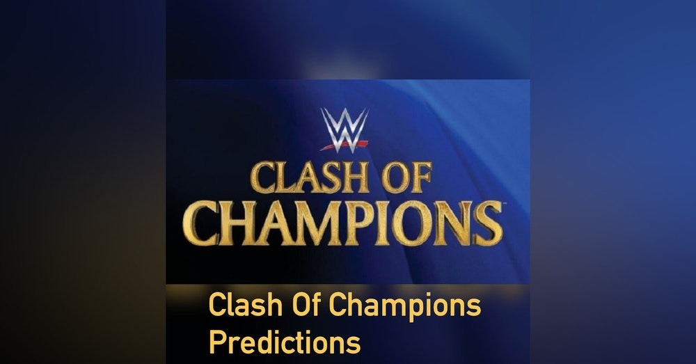 Clash Of Champions Predictions