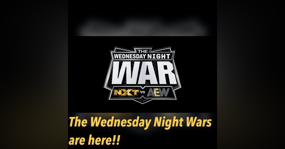 The Wednesday Night Wars Are Here!!