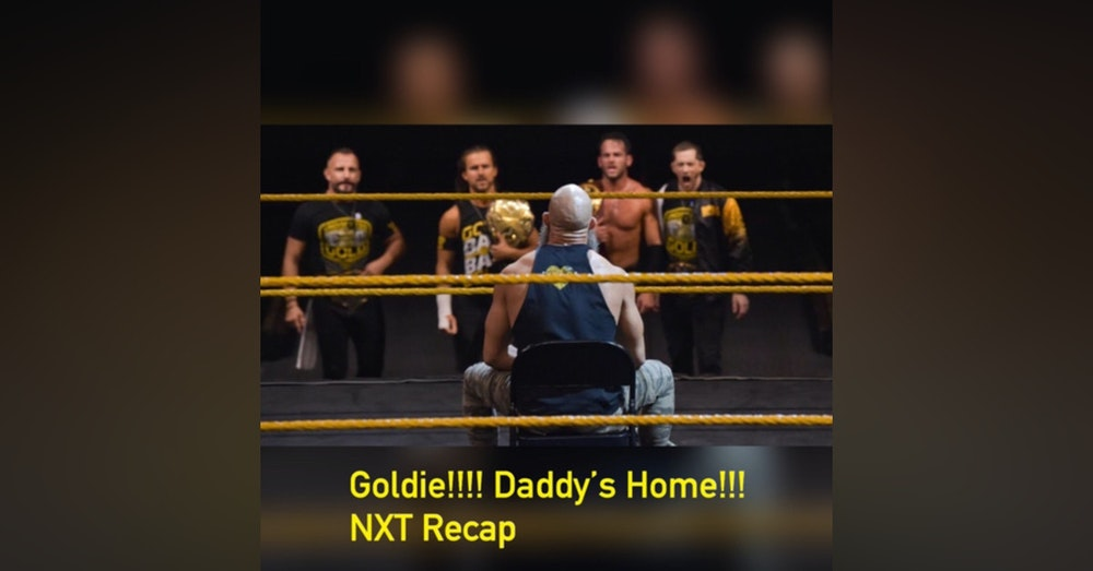 Goldie!!!! Daddy's Home