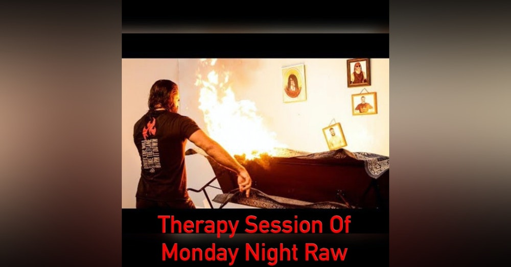 Therapy Session Of Monday Night Raw