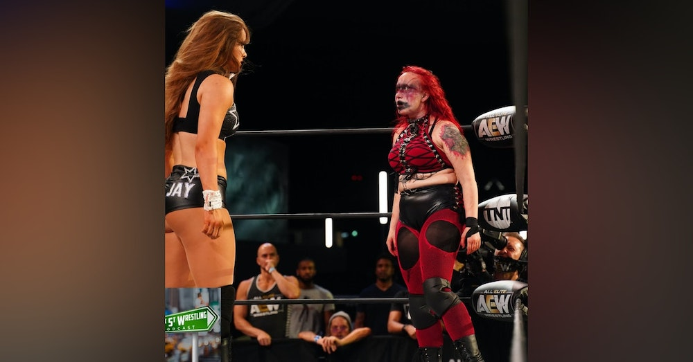 What The Hell Is A Abadon???!! (AEW Recap 06.17)