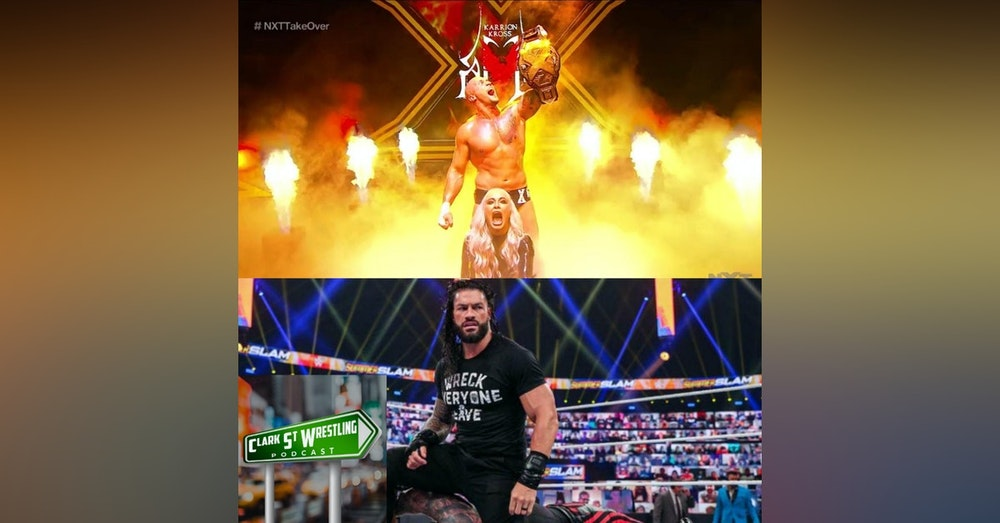 Hell On Earth /Did The Leader Of Retribution Show Up? (NXT TakeOver30/SummerSlam Post Show Recap)