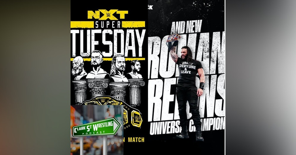 Can we just get a Finish/It's Official The Big Dog is a Heel!!! (NXT Super Tues/Payback Recap)