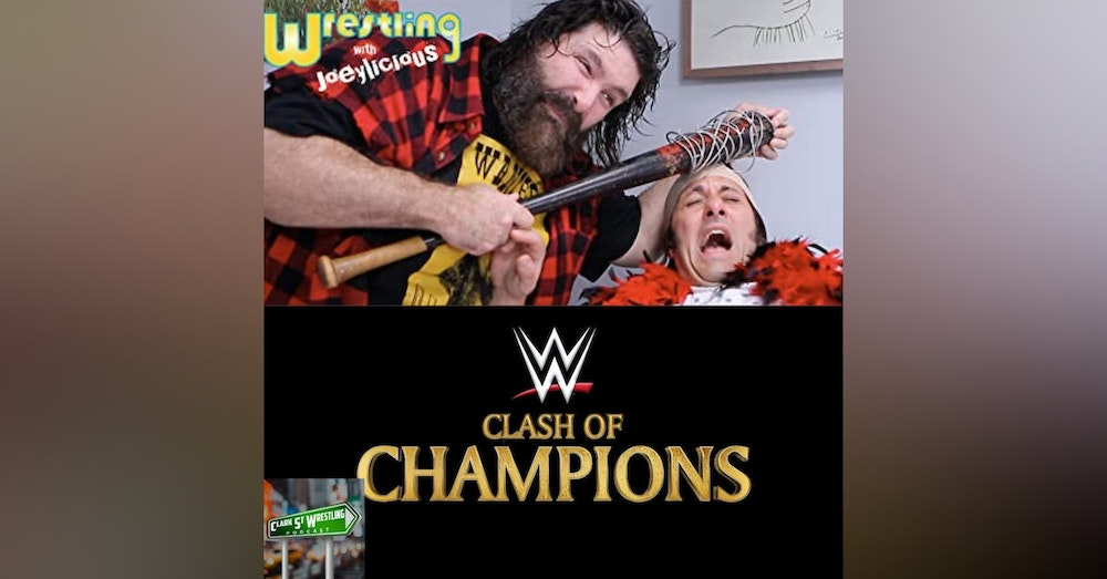 Joeylicious Talks Wrestling with Clark Street (Interview/Clash Of Champions Predictions)