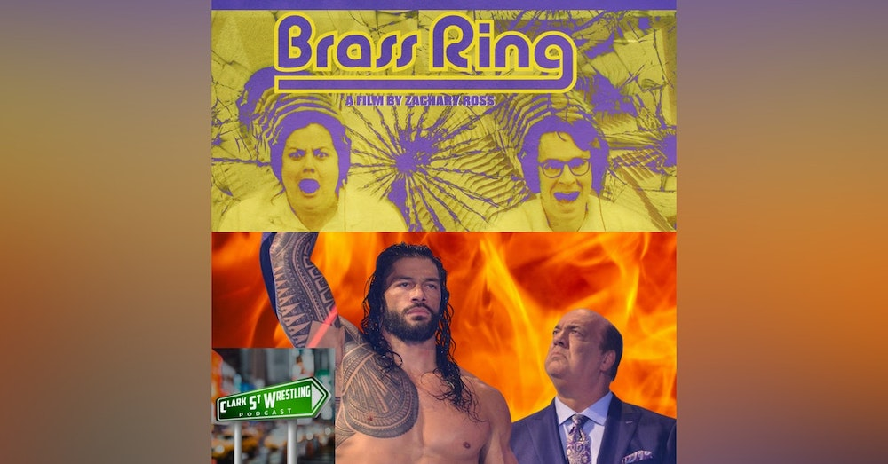 Brass Ring Movie/ Call Him The Tribal Chief ( Movie Interview, Clash Of Champions Recap)