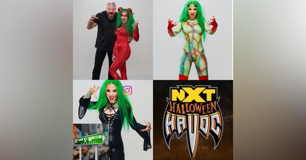 Shotzi Blackheart is The MVP for Halloween Havoc!!! ( NXT Halloween Havoc Review)