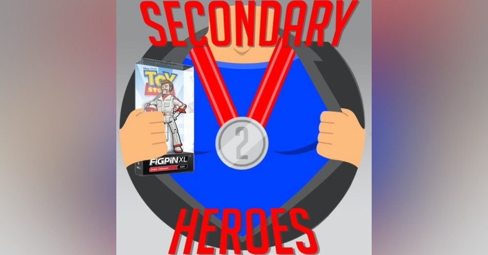 Secondary Heroes Podcast Episode 19: The Toy Story For Figpin