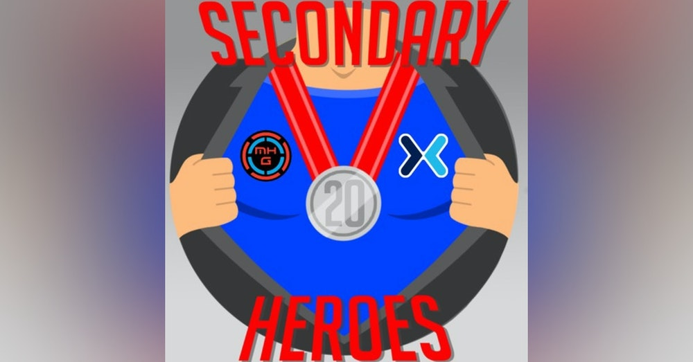 Secondary Heroes Podcast Episode 20: How To Become A Game Streamer