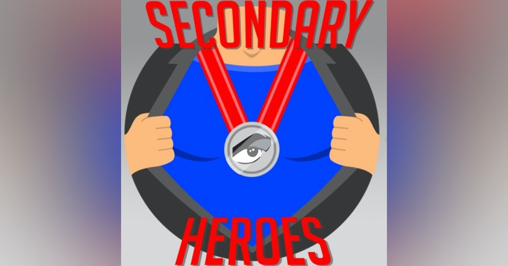 Secondary Heroes Podcast Episode 24: SDCC Announcements, Trailers, and Highlights