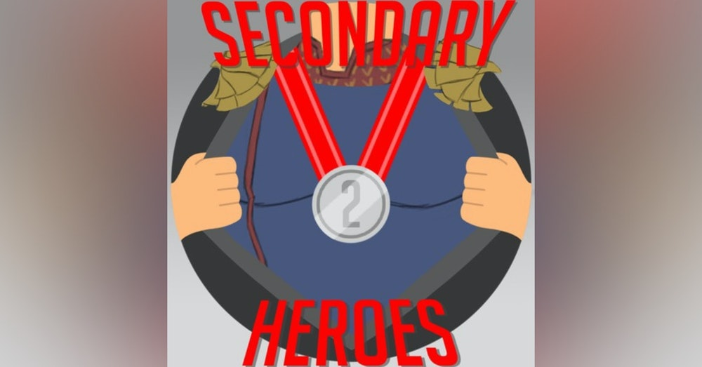 Secondary Heroes Podcast Episode 29: Exploring The Boys With Niche Superpowers