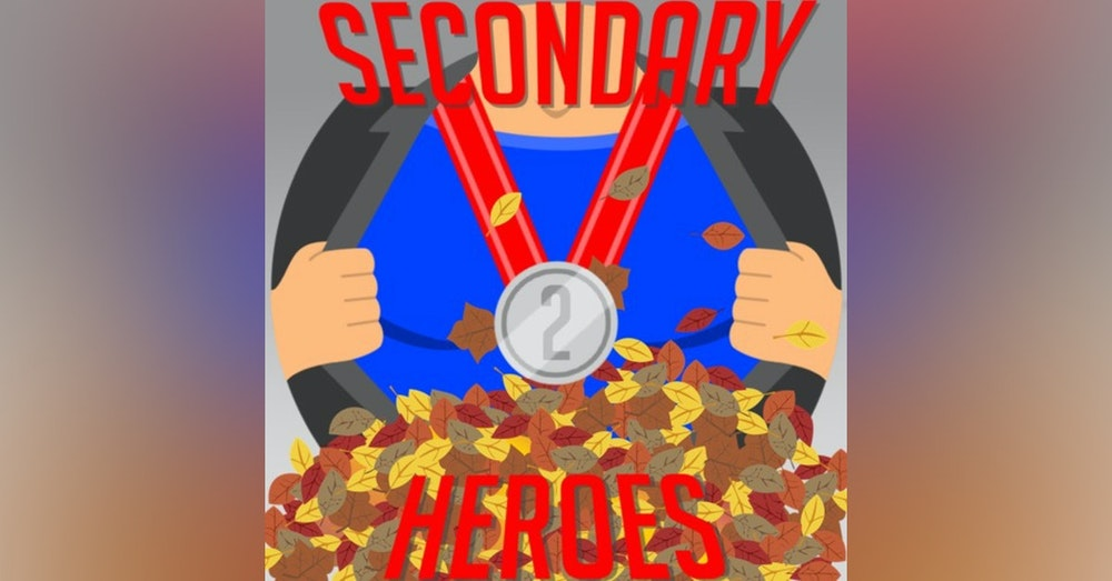 Secondary Heroes Podcast Episode 32: Fall Movie Preview Special Edition