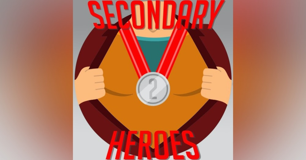 Secondary Heroes Podcast Episode 34: Smile, We Talk About Joker