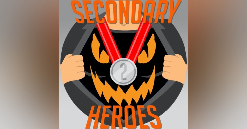 Secondary Heroes Podcast Episode 37: Halloween Special Edition with Funko's Dima