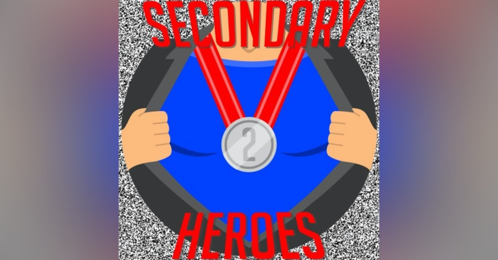 Secondary Heroes Podcast Poltergeist Remake Review For 8Bit Horrorfest