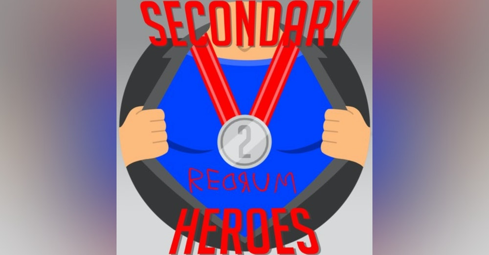 Secondary Heroes Podcast Episode 39: Name Game - Who Are The Best Pop Culture Icons?