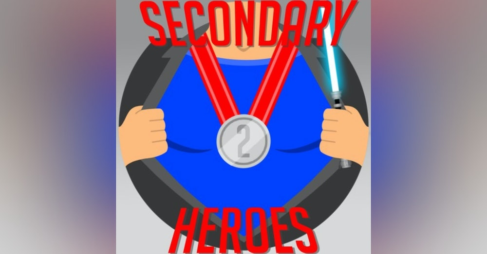 Secondary Heroes Podcast Episode 44: Star Wars: The Rise Of Skywalker In-Depth