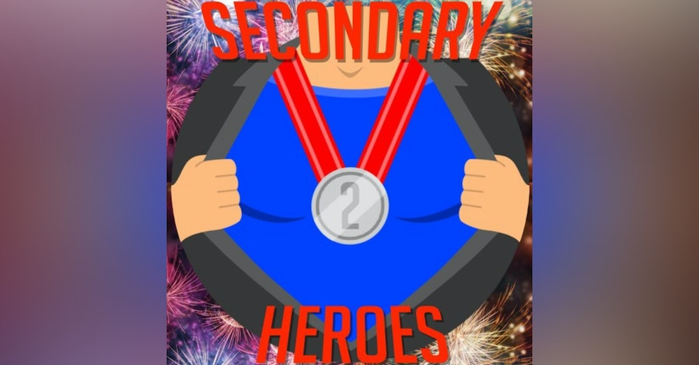 Secondary Heroes Podcast Episode 46: Ming In The New Year