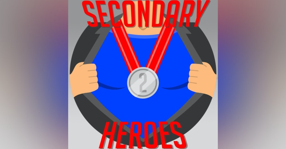 Secondary Heroes Podcast Episode 52: The Unconventional Relationships In Pop Culture