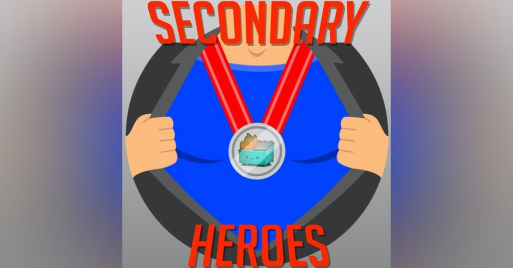 Secondary Heroes Podcast Episode 63: Getting To Know Dumpster Fire Creator Truck Torrence