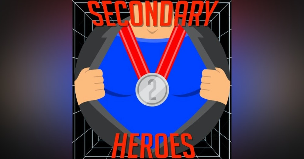 Secondary Heroes Podcast Episode 55: Is The Future Of Cons Virtual?
