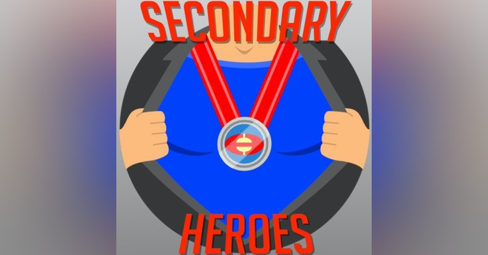 Secondary Heroes Podcast Episode 62: Discovering Our Hero Within with Tony Kim