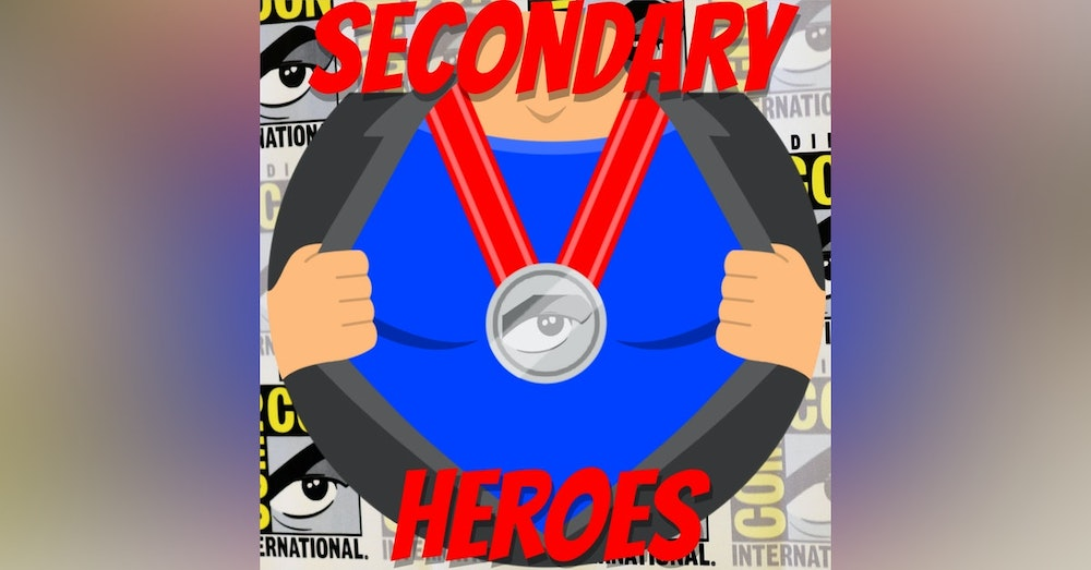 Secondary Heroes Podcast Episode 73: A Zoom Down SDCC Memory Lane