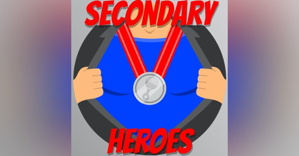 Secondary Heroes Podcast Episode 76: Influential Babies In Pop Culture