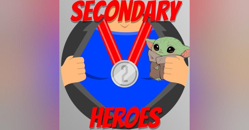 Secondary HeroesPodcast: Mandalorian Season 2 Episode 3 Reaction & Review