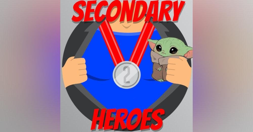 Mandalorian Season 2 Episode 8 Reaction & Review Season Finale - Secondary Heroes Podcast