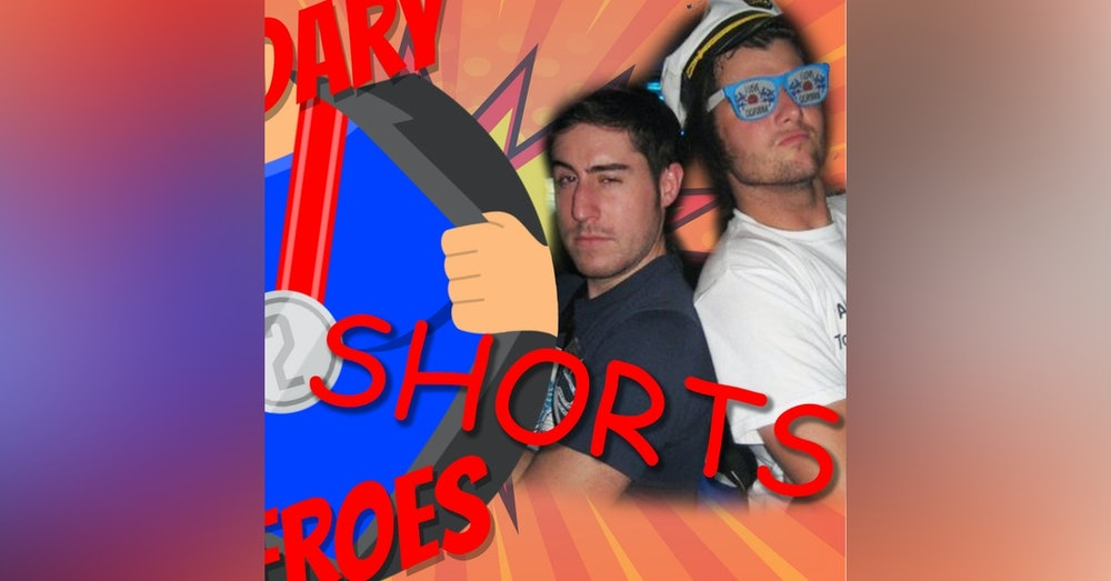 Secondary Shorts: REBOOTED July 19th 2021
