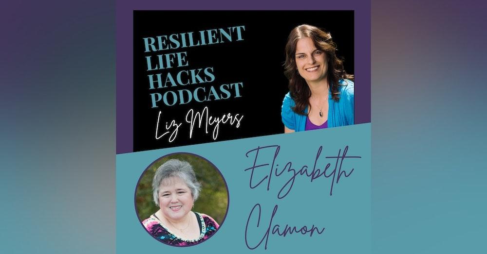 Overcoming Physical and Emotional Trauma with Author Elizabeth Clamon