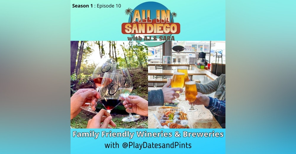 ALL IN on Family Friendly Wineries and Breweries