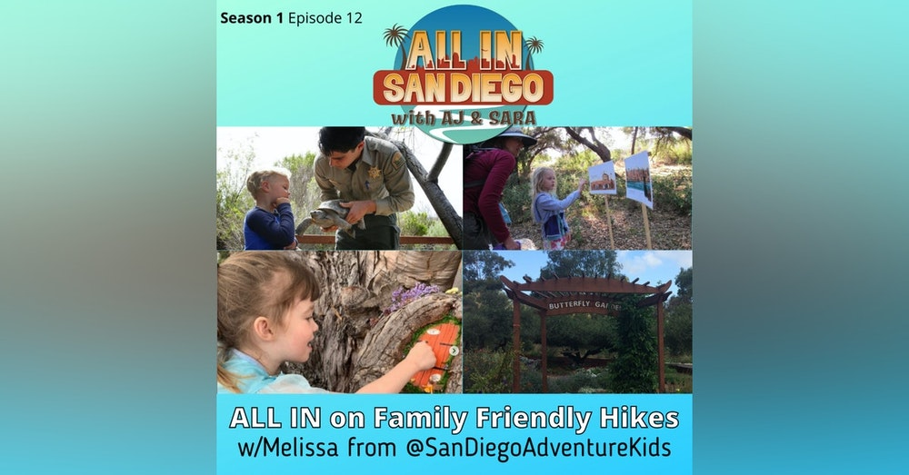 ALL IN on Family Friendly Hikes