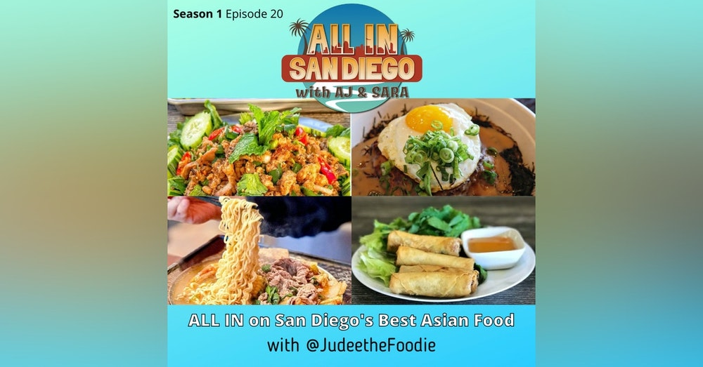 ALL IN on San Diego's Best Asian Food