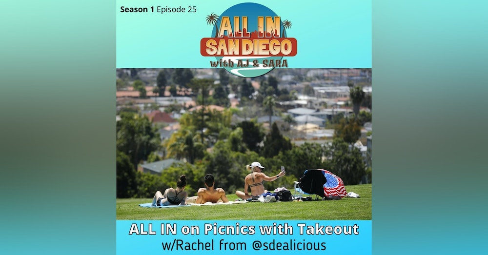 All In on Picnics with Takeout