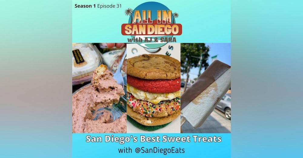 San Diego's Best Sweet Treats