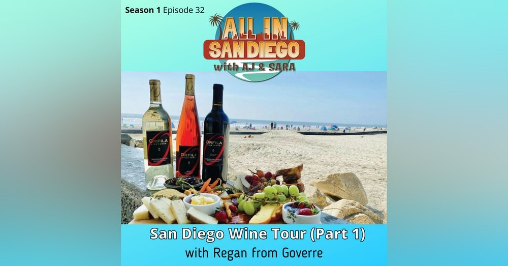 San Diego Wine Tour (Part 1)