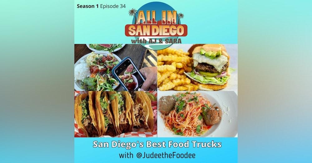 San Diego's Best Food Trucks