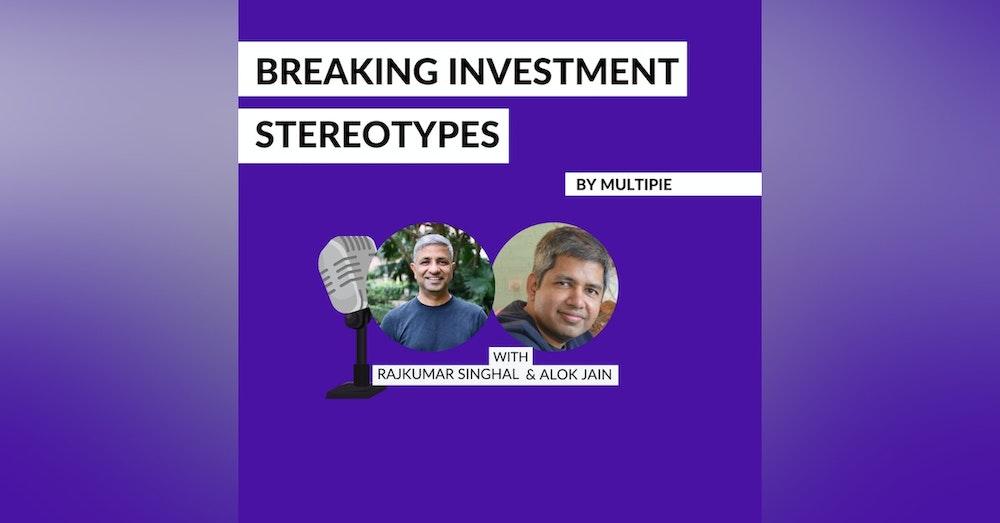 Alok Jain, Founder of weekendinvesting.com and SEBI registered Investment adviser
