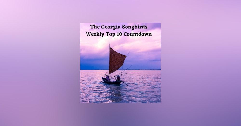 The Georgia Songbirds Weekly Top 10 Countdown Week 60